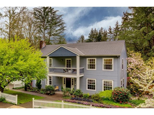 9 Buckingham Ter, Lake Oswego, OR 97034 (MLS #18592162) :: Matin Real Estate