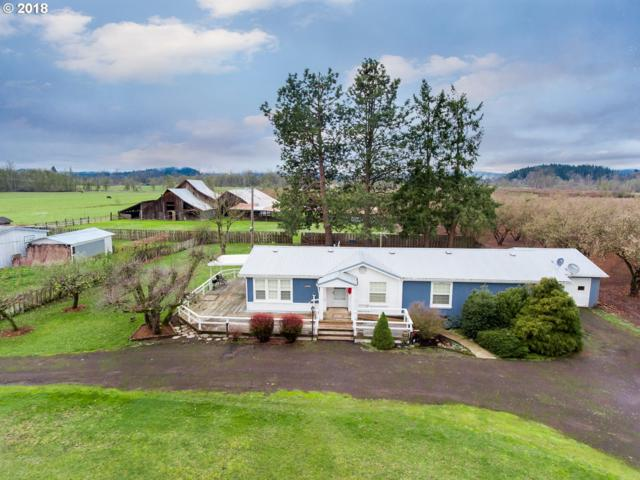 83278 Bradford Rd, Creswell, OR 97426 (MLS #18593298) :: R&R Properties of Eugene LLC