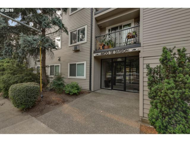 6600 SE Division St #203, Portland, OR 97206 (MLS #18593536) :: Cano Real Estate