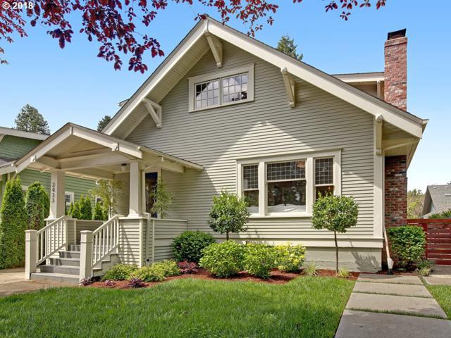 2433 NE 38TH Ave, Portland, OR 97212 (MLS #18593601) :: McKillion Real Estate Group