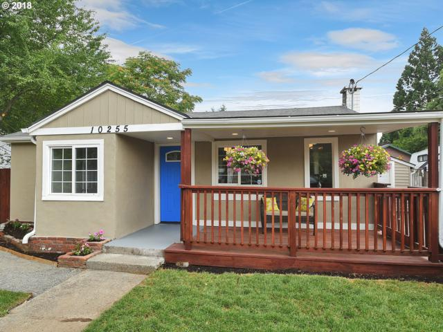 10255 SE Liebe St, Portland, OR 97266 (MLS #18594676) :: Beltran Properties at Keller Williams Portland Premiere