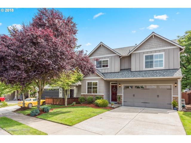 9929 NE 28TH Pl, Vancouver, WA 98686 (MLS #18595462) :: The Dale Chumbley Group