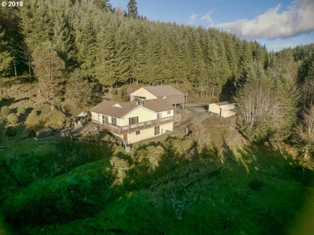 28622 Ridgeway Rd, Sweet Home, OR 97386 (MLS #18595470) :: Hatch Homes Group
