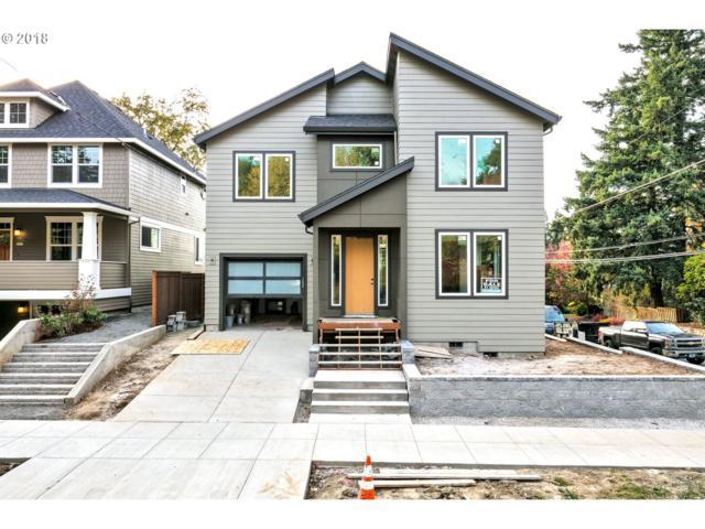 3784 SE Raymond St #2, Portland, OR 97202 (MLS #18595479) :: Hatch Homes Group
