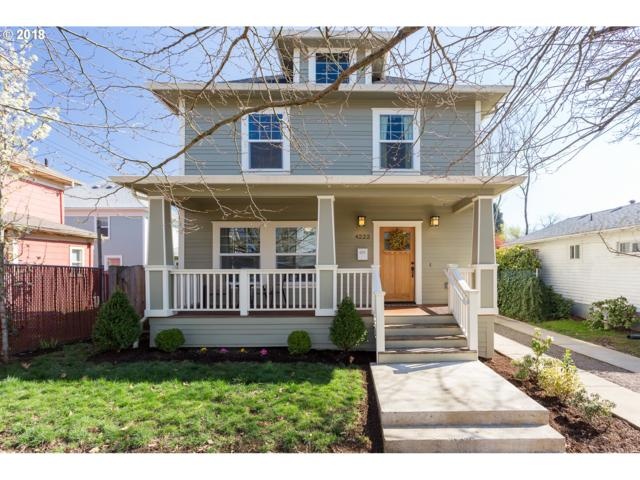 4222 NE Cleveland Ave, Portland, OR 97211 (MLS #18595999) :: Next Home Realty Connection