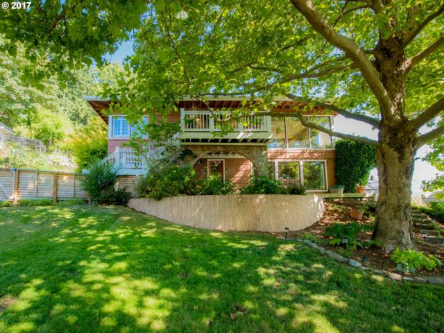 307 SW Hamilton St, Portland, OR 97239 (MLS #18596380) :: Hatch Homes Group
