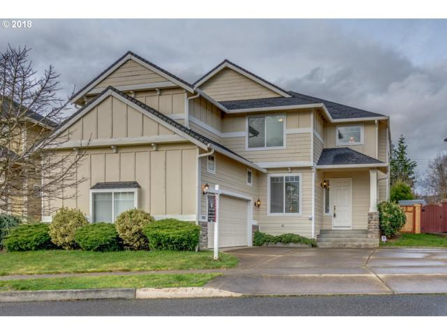 17012 SE 34TH Way, Vancouver, WA 98683 (MLS #18597583) :: The Dale Chumbley Group