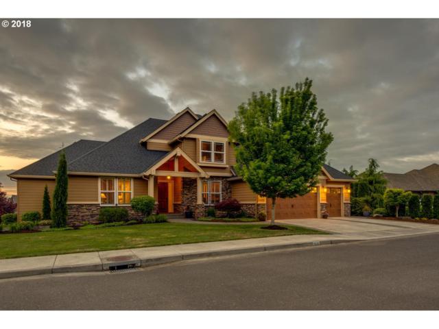 1039 NW 36TH Cir, Camas, WA 98607 (MLS #18598404) :: Matin Real Estate