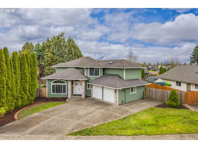 707 NE Countryside Dr, Vancouver, WA 98684 (MLS #18599359) :: Next Home Realty Connection