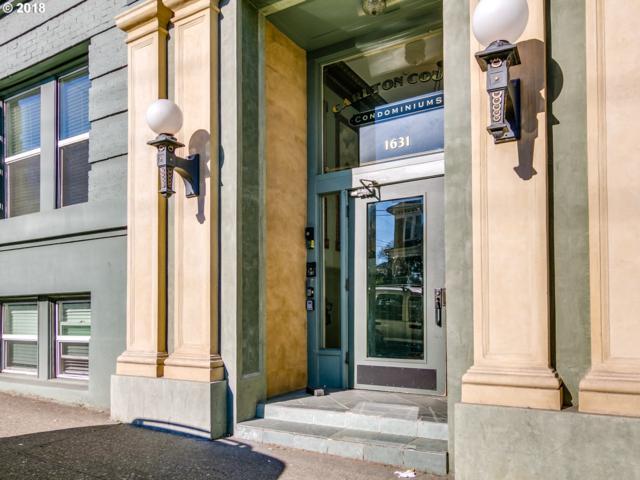 1631 NW Everett St #303, Portland, OR 97209 (MLS #18599943) :: McKillion Real Estate Group