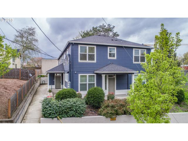 933 NE 22ND Ave, Portland, OR 97232 (MLS #18600126) :: Realty Edge