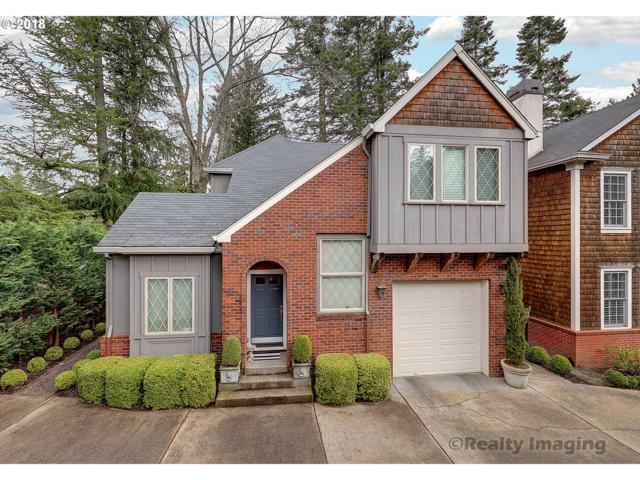 6437 SW Raleighwood Ct, Portland, OR 97221 (MLS #18600358) :: Hatch Homes Group