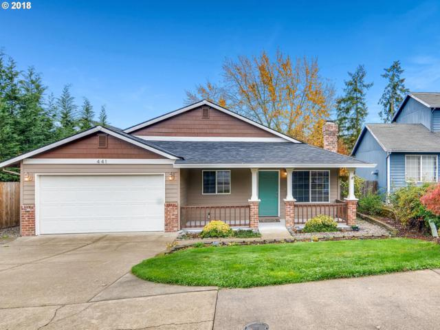 441 SE 68TH Ave, Hillsboro, OR 97123 (MLS #18600828) :: The Liu Group