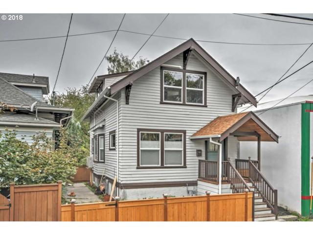 921 SE 38TH Ave, Portland, OR 97214 (MLS #18600921) :: Change Realty