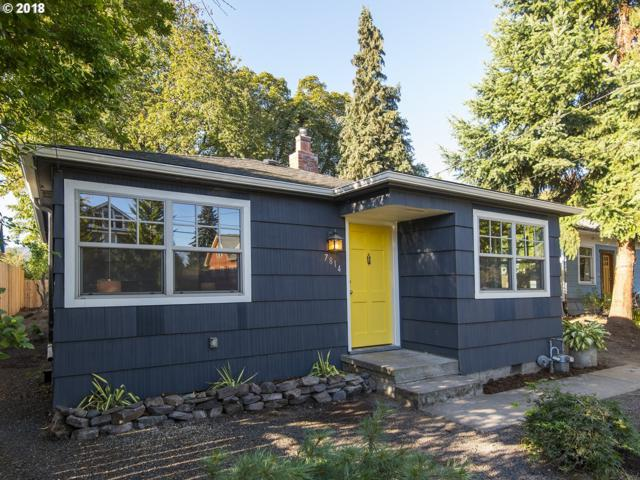 7814 N Willamette Blvd, Portland, OR 97203 (MLS #18601450) :: Hatch Homes Group
