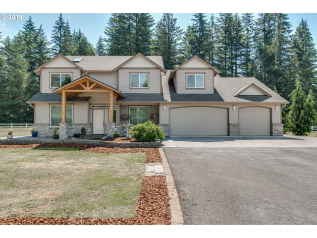 21401 NE 109TH St, Vancouver, WA 98682 (MLS #18602013) :: Portland Lifestyle Team