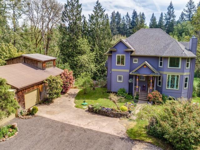 6217 NW 192ND St, Ridgefield, WA 98642 (MLS #18602216) :: The Dale Chumbley Group