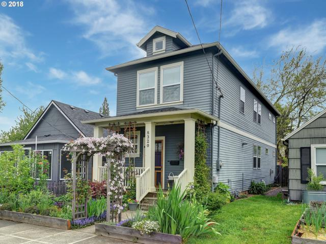 8320 N Dwight Ave, Portland, OR 97203 (MLS #18603426) :: Team Zebrowski