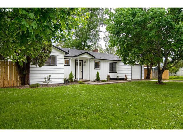 1104 E Third Ave, Sutherlin, OR 97479 (MLS #18603531) :: Keller Williams Realty Umpqua Valley