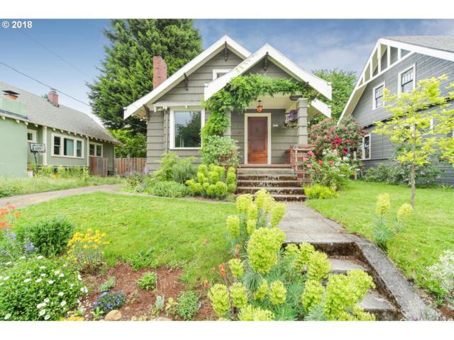 4404 NE 20TH Ave, Portland, OR 97211 (MLS #18603672) :: The Sadle Home Selling Team