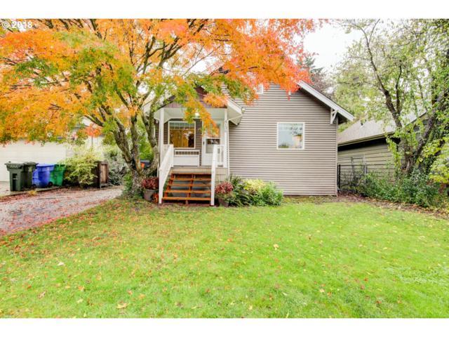 4136 SE Bybee Blvd, Portland, OR 97202 (MLS #18604137) :: Hatch Homes Group