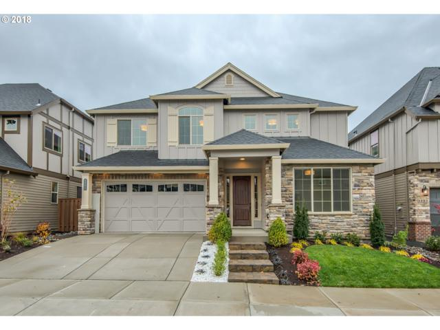 4391 NW Ashbrook Dr, Portland, OR 97229 (MLS #18604552) :: Realty Edge