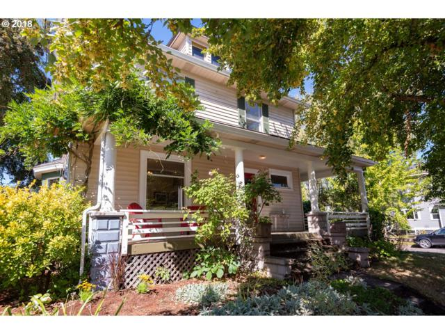 7817 N Fiske Ave, Portland, OR 97203 (MLS #18604641) :: Change Realty
