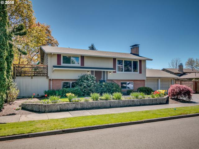 10260 SW Heather Ln, Beaverton, OR 97008 (MLS #18604976) :: Matin Real Estate
