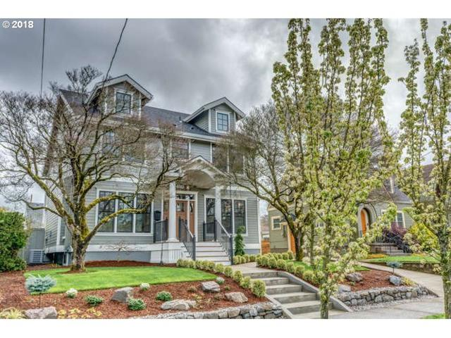 3124 NE 43RD Ave, Portland, OR 97213 (MLS #18605235) :: The Dale Chumbley Group