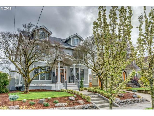 3124 NE 43RD Ave, Portland, OR 97213 (MLS #18605235) :: Hatch Homes Group