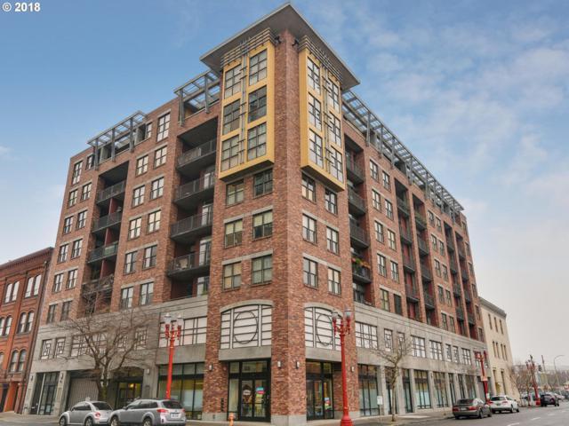 411 NW Flanders St #411, Portland, OR 97209 (MLS #18605803) :: TLK Group Properties
