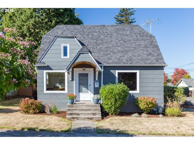 4241 NE 70TH Ave, Portland, OR 97218 (MLS #18606144) :: Fox Real Estate Group