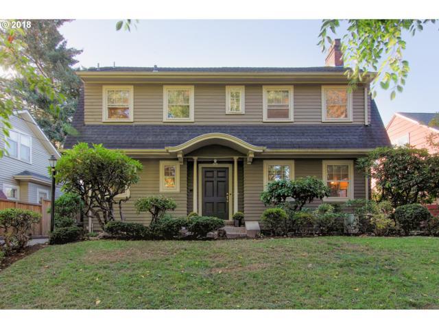 950 NE Hazelfern Pl, Portland, OR 97232 (MLS #18607306) :: Hatch Homes Group