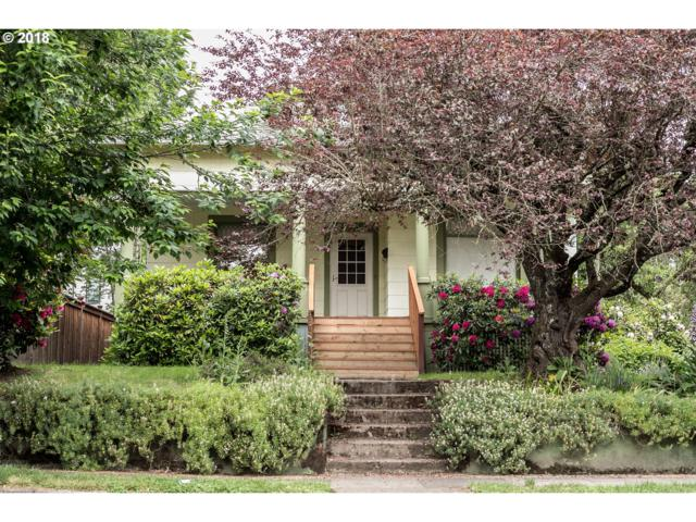 634 SE 48TH Ave, Portland, OR 97215 (MLS #18607725) :: R&R Properties of Eugene LLC