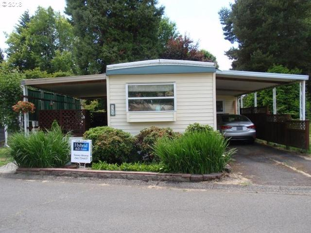 1475 Green Acres Rd Space #160, Eugene, OR 97408 (MLS #18608537) :: Song Real Estate