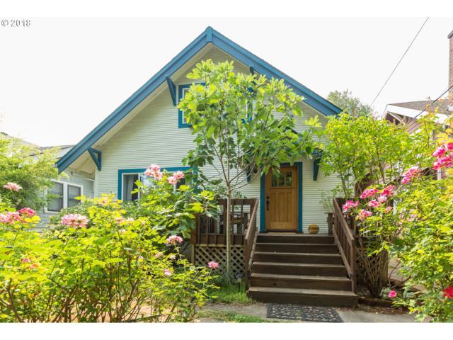 3216 SE Brooklyn St, Portland, OR 97202 (MLS #18609222) :: Hatch Homes Group