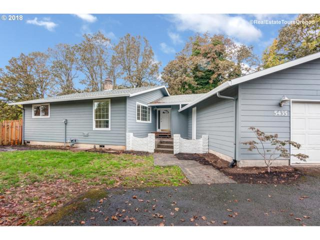 5435 SE Clayson Ave, Milwaukie, OR 97267 (MLS #18609371) :: Matin Real Estate
