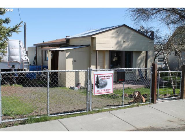260 E Main St, Long Creek, OR 97856 (MLS #18610937) :: Song Real Estate