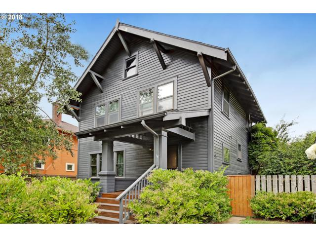 3015 NE Weidler St, Portland, OR 97232 (MLS #18610950) :: Matin Real Estate
