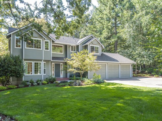 4804 Heritage Ln, Lake Oswego, OR 97035 (MLS #18612021) :: The Sadle Home Selling Team
