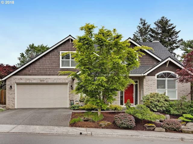 9818 NW Maring Dr, Portland, OR 97229 (MLS #18612225) :: Team Zebrowski