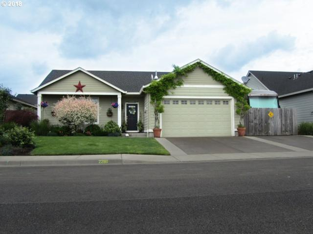 2290 W 11TH Ave, Junction City, OR 97448 (MLS #18612323) :: Portland Lifestyle Team