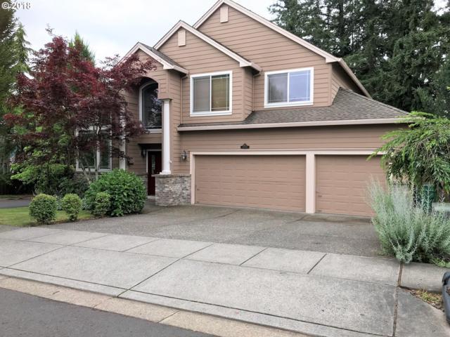 16220 SW Loon Dr, Beaverton, OR 97007 (MLS #18613008) :: McKillion Real Estate Group
