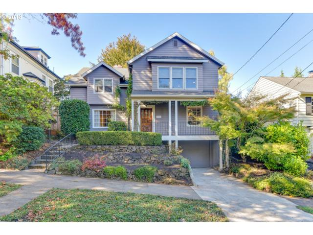 2323 SW 19TH Ave, Portland, OR 97201 (MLS #18613082) :: Next Home Realty Connection