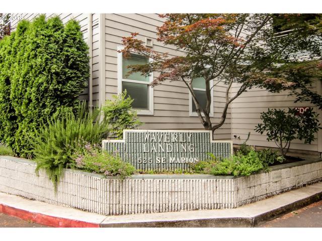 525 SE Marion St #12, Portland, OR 97202 (MLS #18613688) :: Harpole Homes Oregon