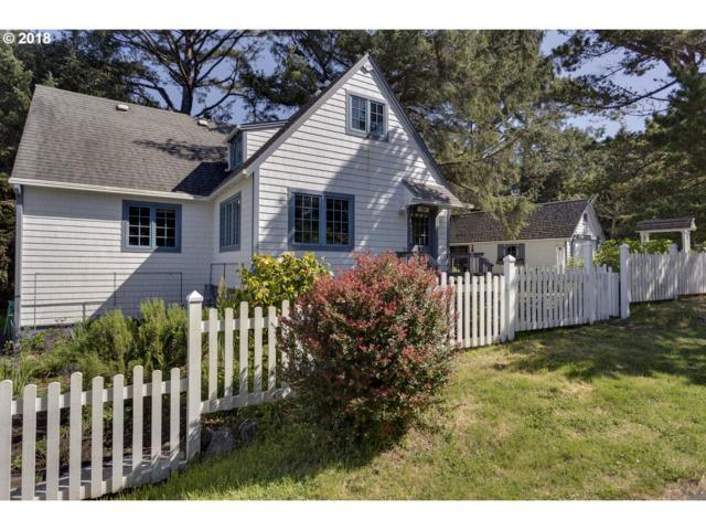 93 Portland Ave, Manzanita, OR 97130 (MLS #18615019) :: McKillion Real Estate Group