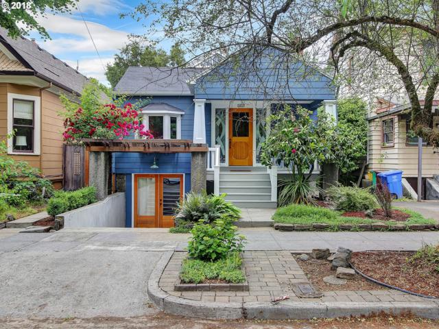 3437 SE Washington St, Portland, OR 97214 (MLS #18615283) :: Next Home Realty Connection