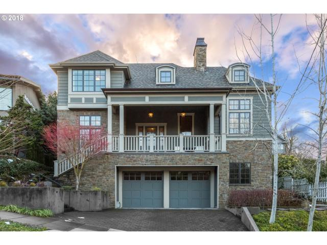 2019 SW 18TH Ave, Portland, OR 97201 (MLS #18616333) :: Next Home Realty Connection