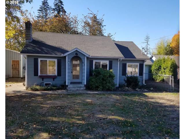 438 10TH Ave, Sweet Home, OR 97386 (MLS #18617080) :: Song Real Estate