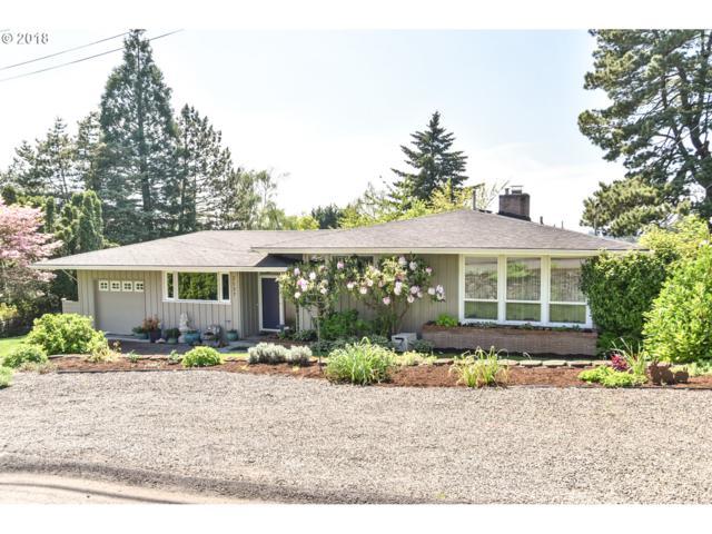 2137 SW Sunset Dr, Portland, OR 97239 (MLS #18618041) :: Team Zebrowski